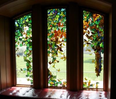 Ivy Club Women's Window