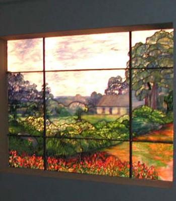 The Thomas Lynch Window: image 1