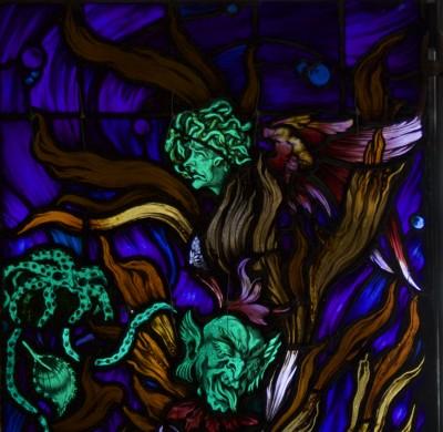 Medusa Detail